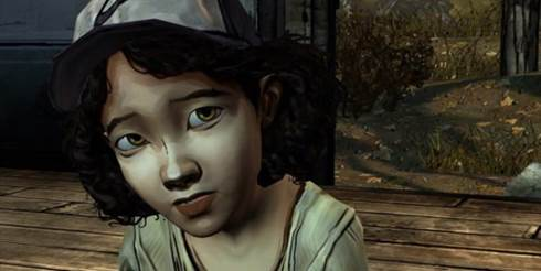 Image result for clementine walking dead game