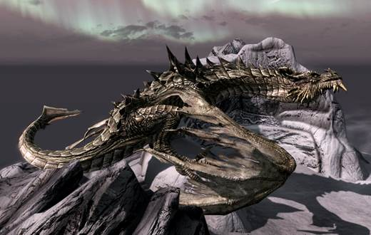 Image result for paarthurnax